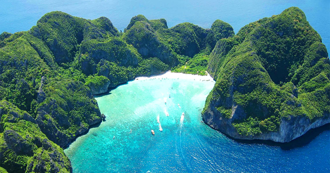 Phi Phi Islands - Best Things to Do in Phuket, Thailand