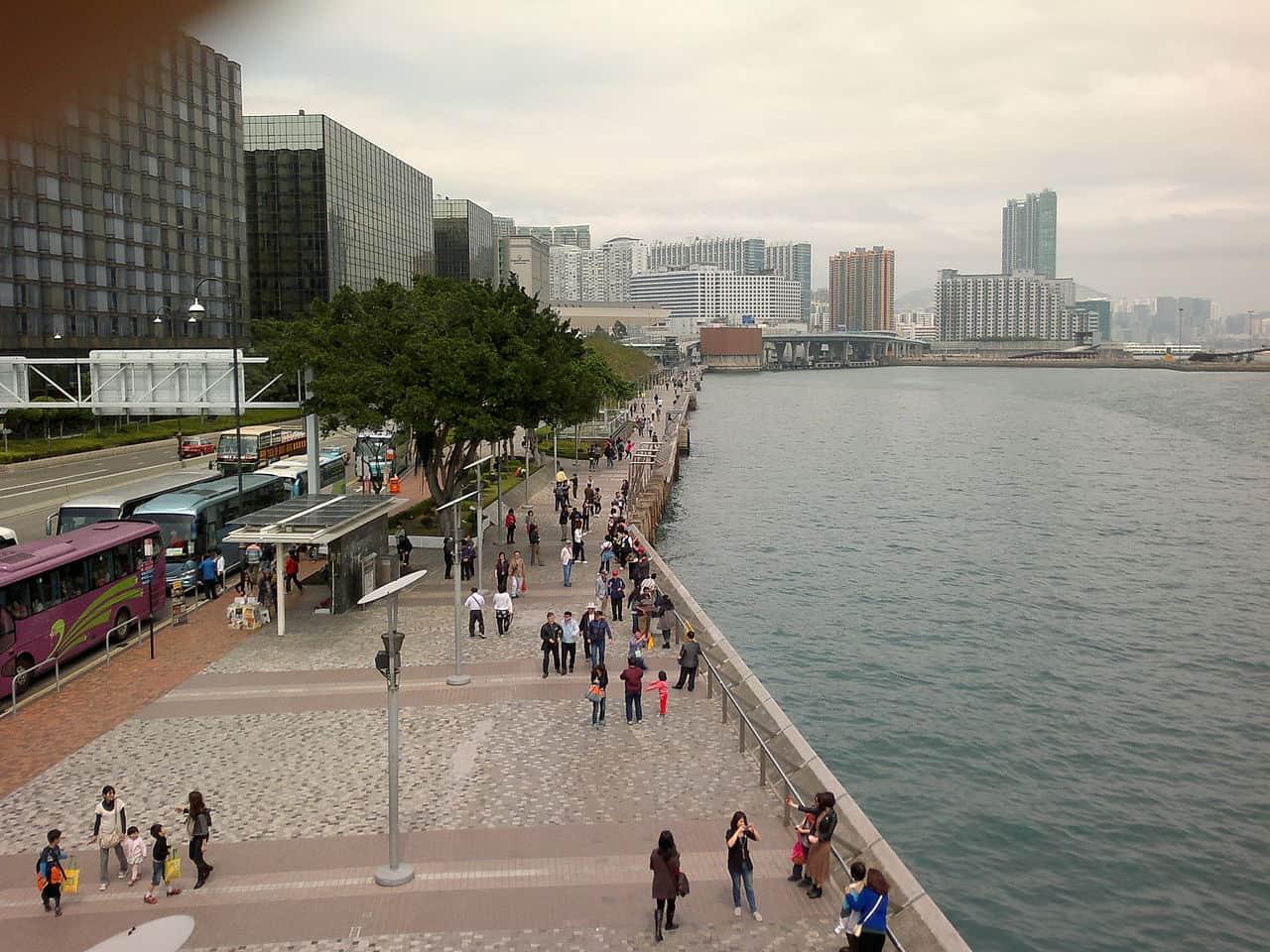 Tsim Sha Tsui - Hong Kong with Kids