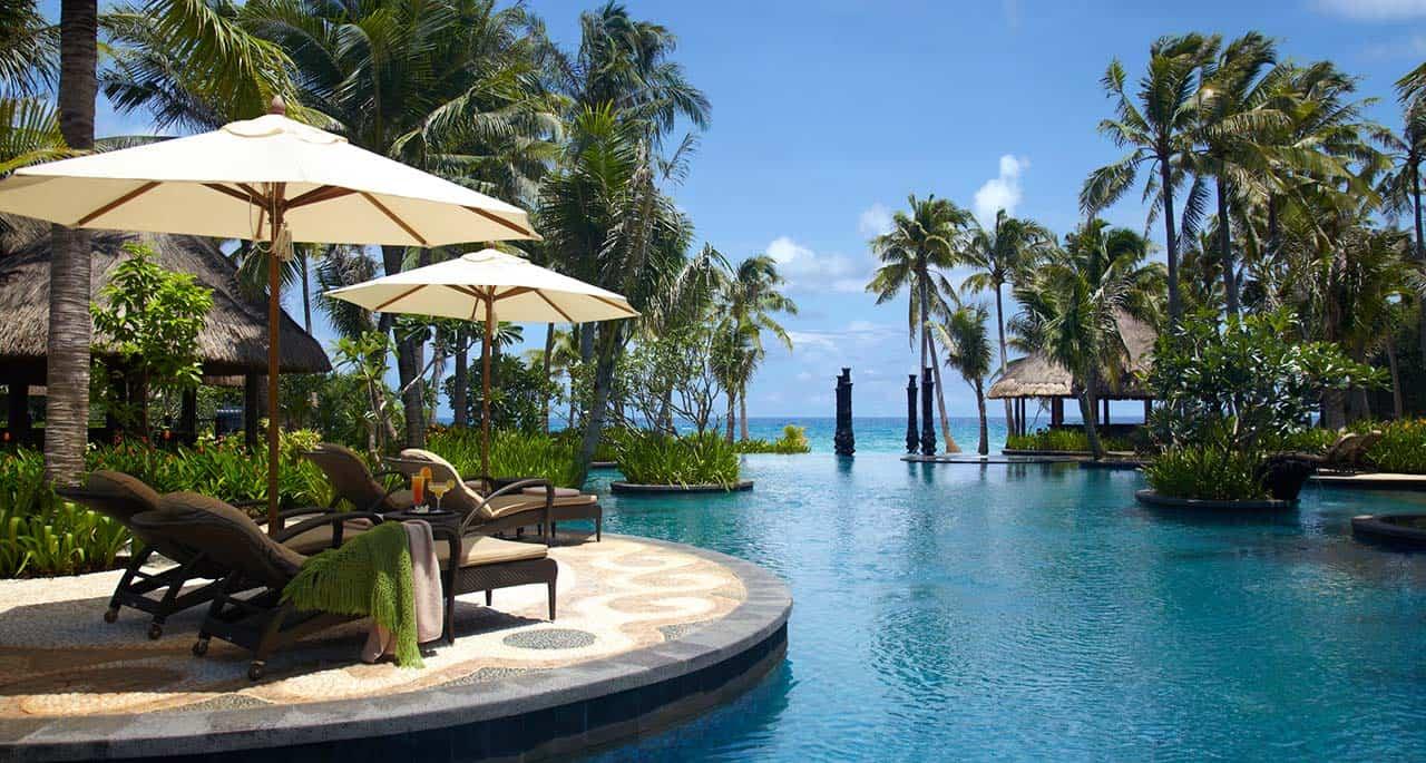 Shangri-La's Boracay Resort and Spa (Boracay Island, Philippines)