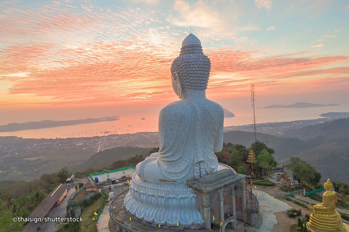 Big Buddha Statue - Best Things to Do in Phuket, Thailand