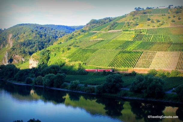 Mosel, Germany - Most Beautiful Vineyards and Wine Regions in Europe