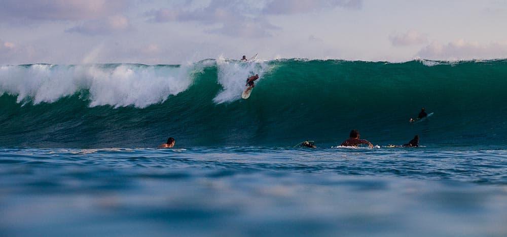 Uluwatu, Bali, Indonesia - Best Places to Surf around the World