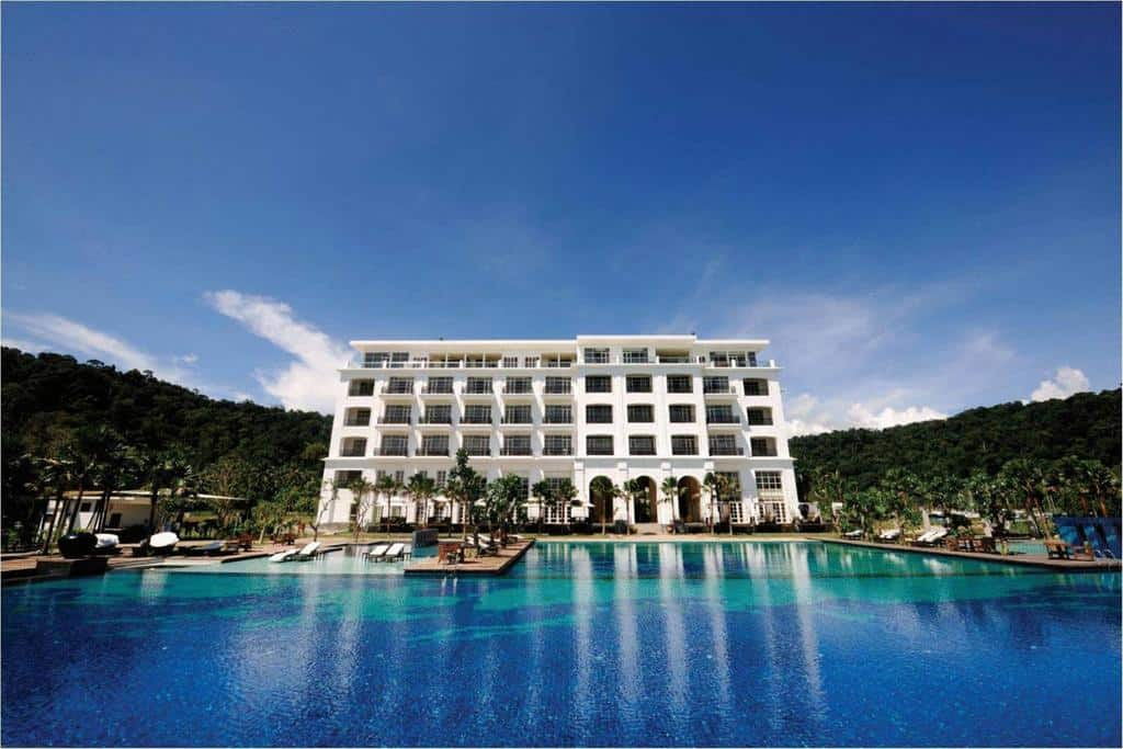 The Danna Langkawi - Best Picturesque Wedding Destinations in Asia