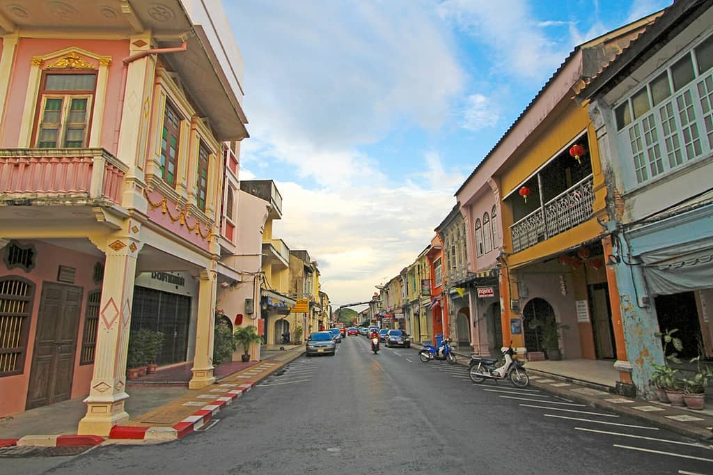 Old Phuket Town - Best Things to Do in Phuket, Thailand