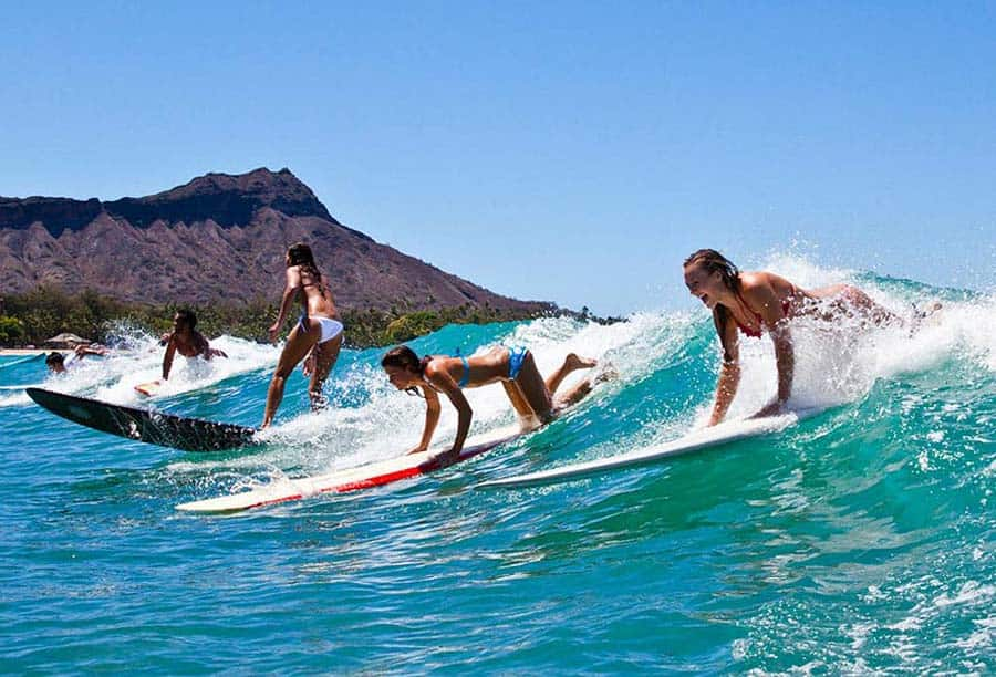 Waikiki, Hawaii - Best Places to Surf around the World