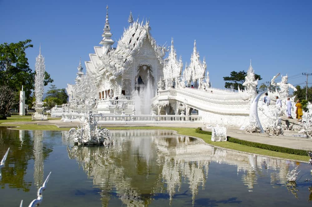 Wat RongKhun, Chiang Rai, Thailand - Best Temples in Asia