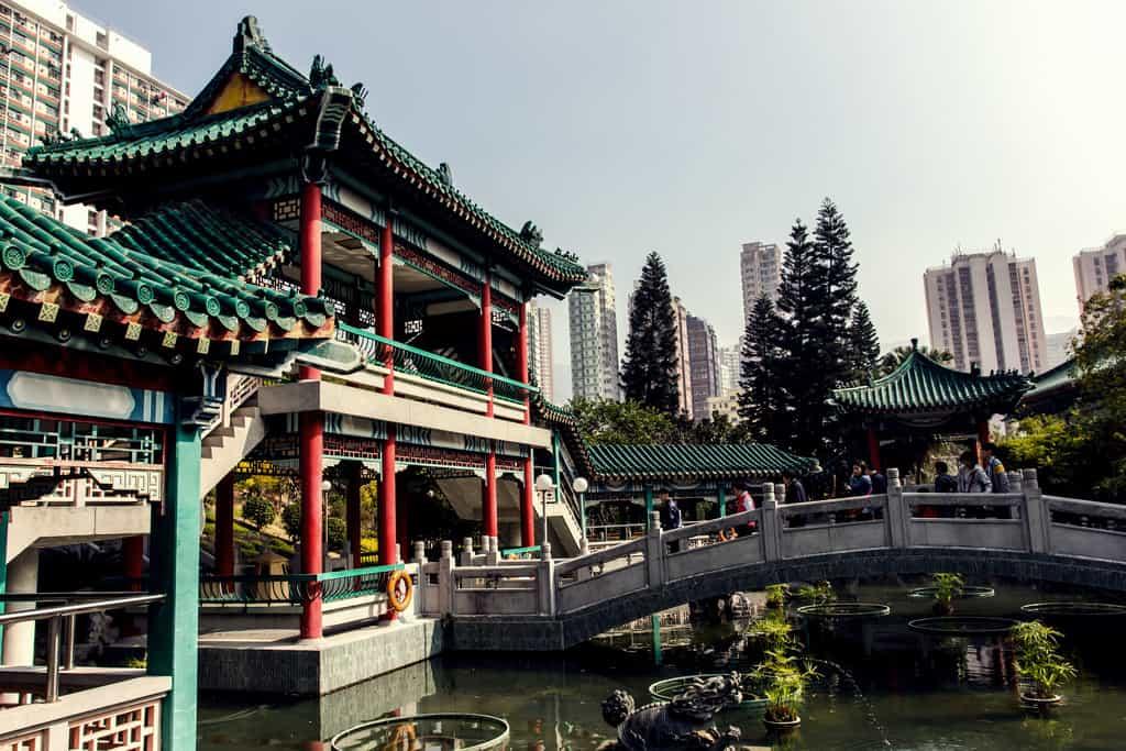 Wong Tai Sin Temple - Hong Kong with Kids