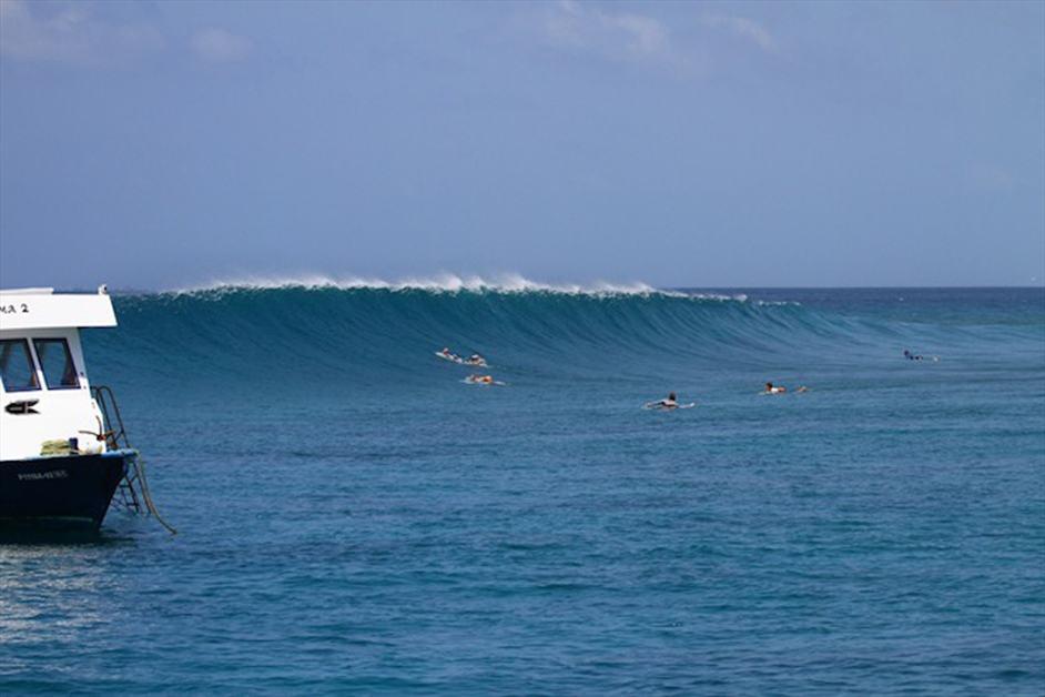 Sultans Break, Maldives - Best Places to Surf around the World