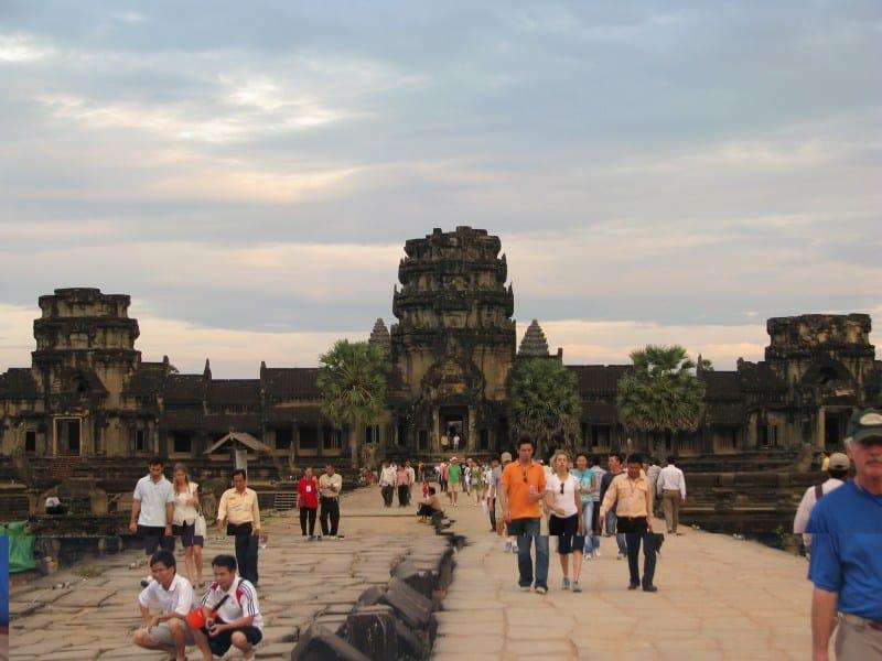 Angkor Wat - Mekong River, Southeast Asia