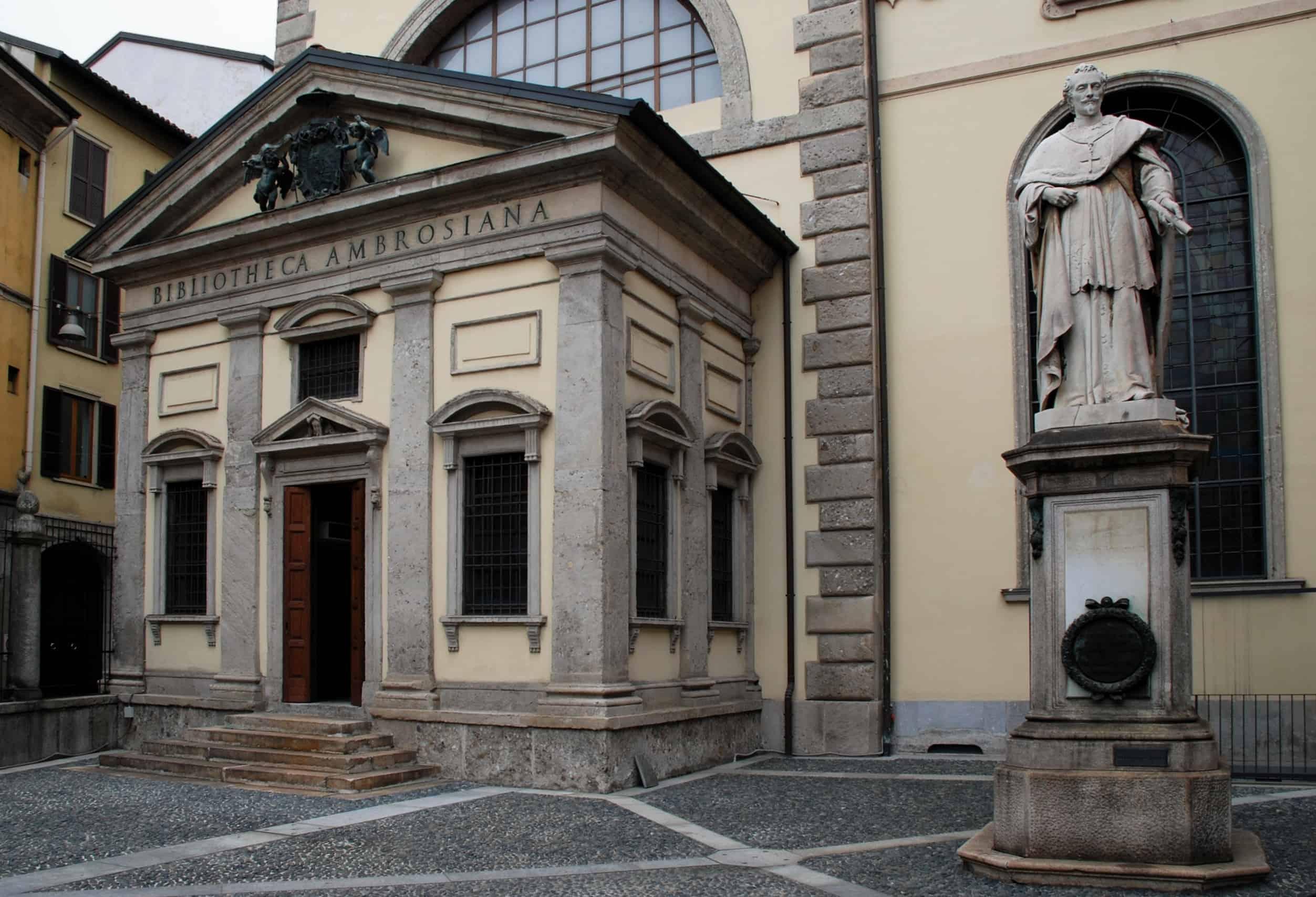 Biblioteca and Pinacoteca Ambrosiana, Milan