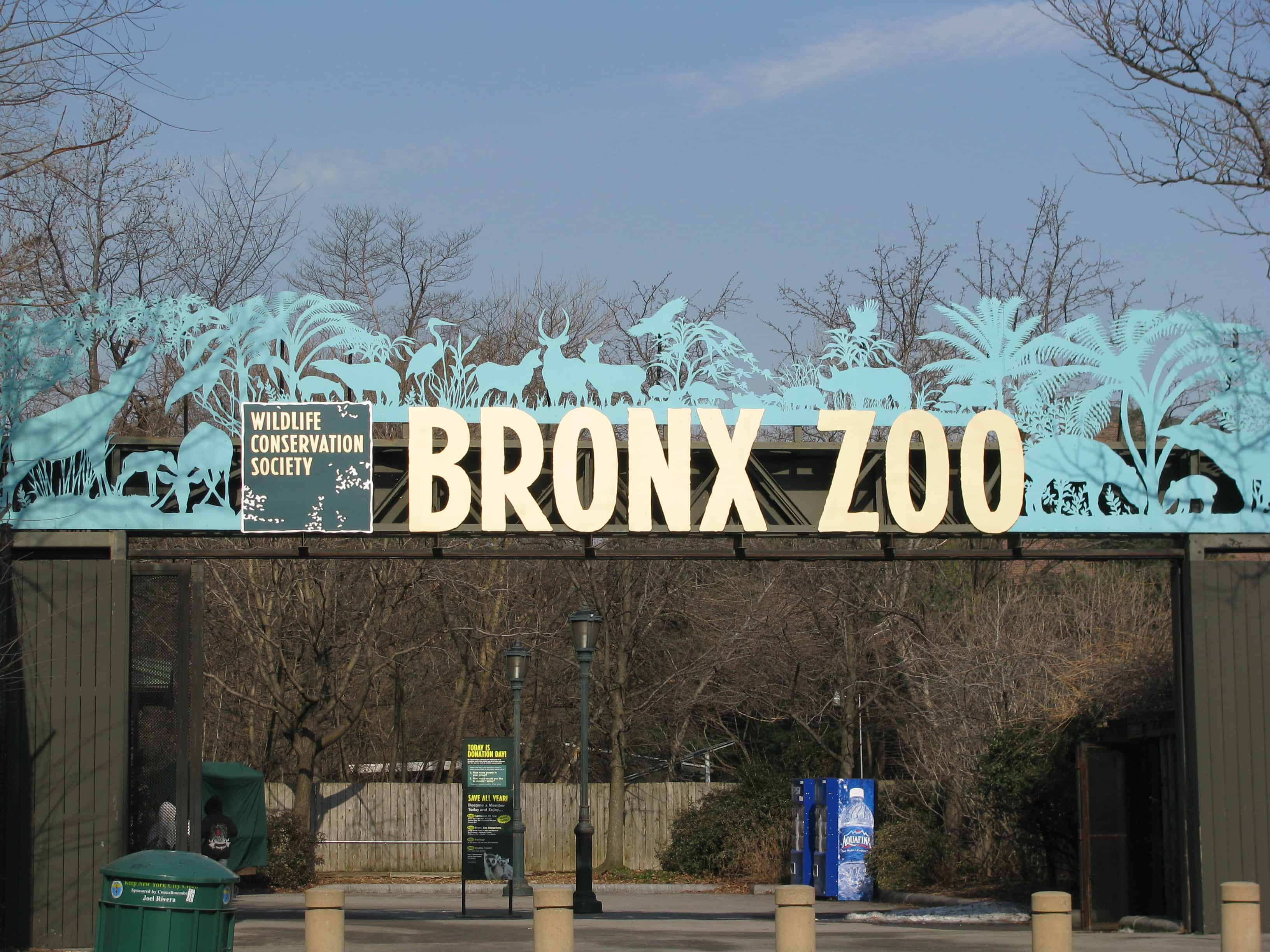 Bronx Zoo, New York - Best Rated Zoos in the World