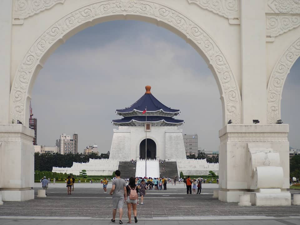 Chiang Kai Shek Memorial - Family-friendly Places in Taipei
