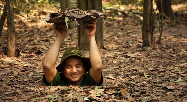 Cu Chi Tunnels - Best Things to Do in Vietnam