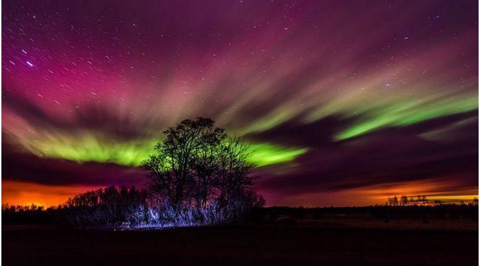 Aurora Borealis - Best Natural Phenomenon