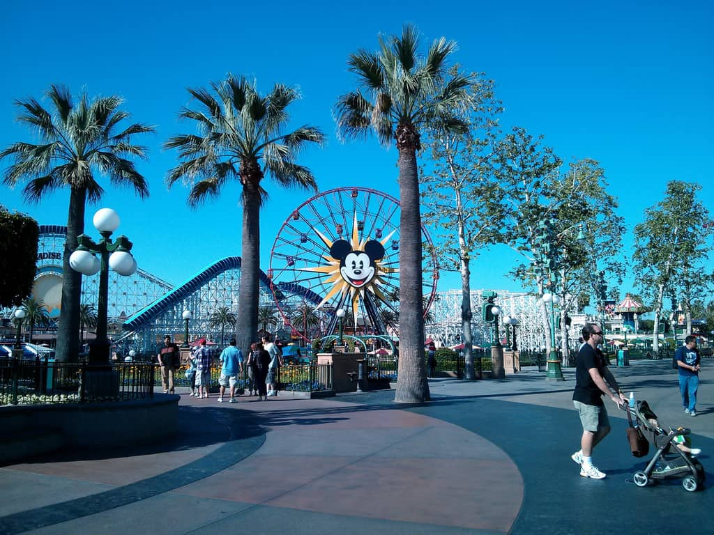 Disneyland - Anaheim - Best Amusement Parks in the World