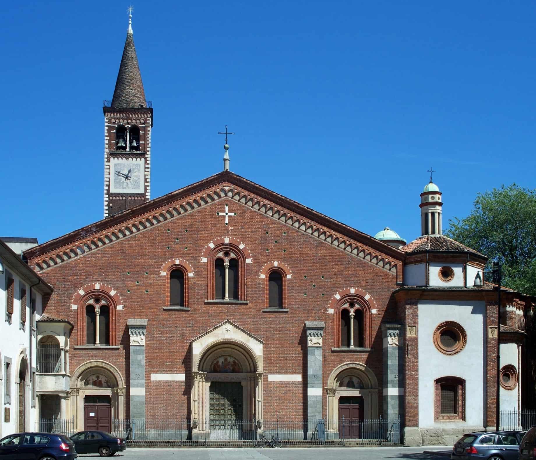 Sant'Eustorgio, Milan