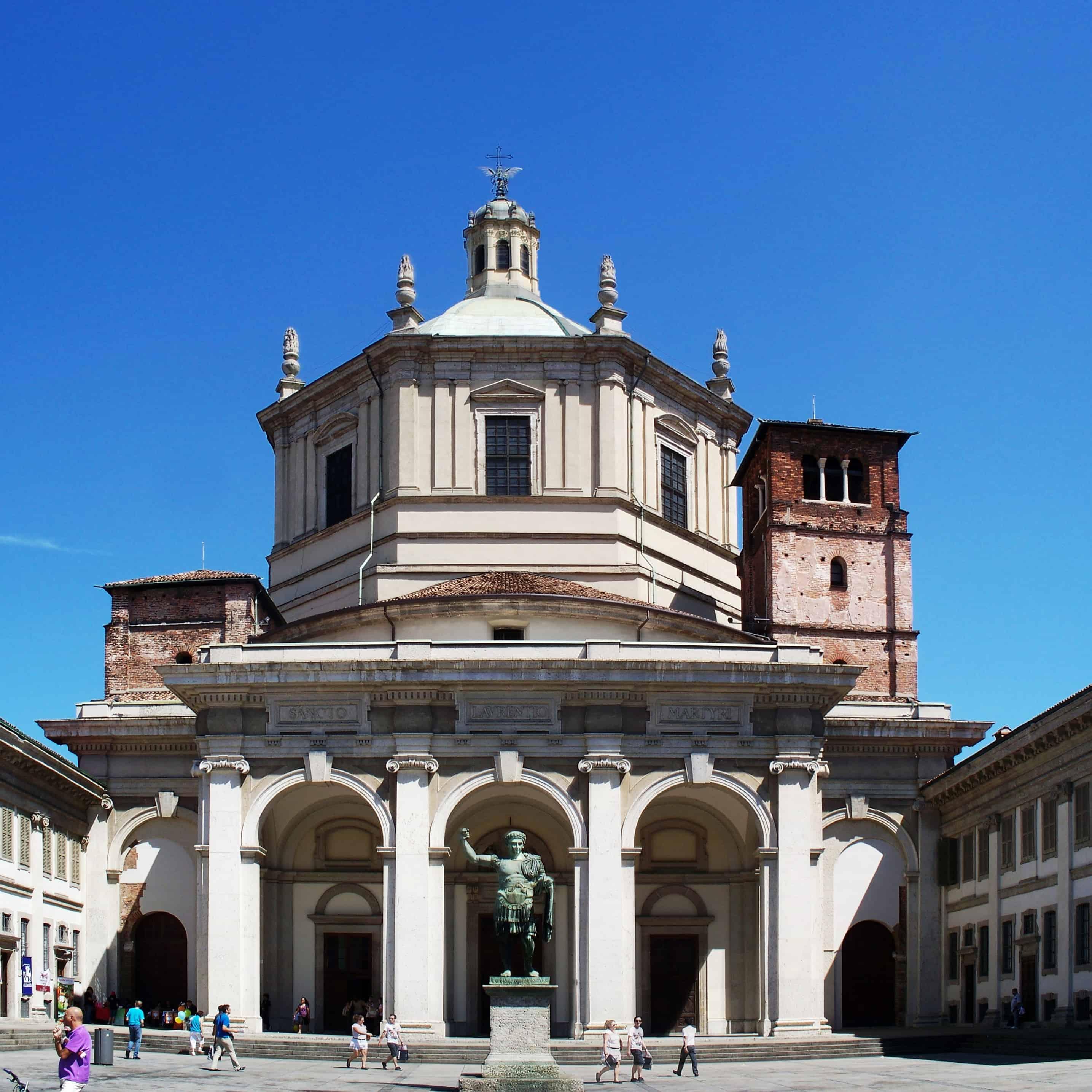 Chiesa di San Lorenzo Maggiore, Milan