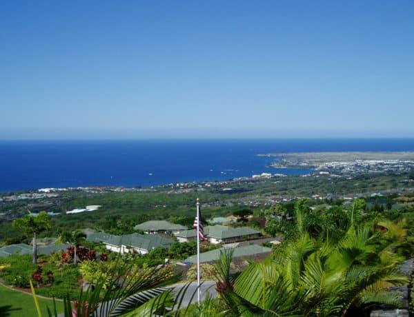 Family Vacation in Kona, Hawaii