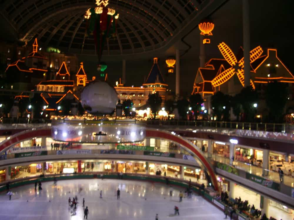 Lotte World - Best Amusement Parks in the World