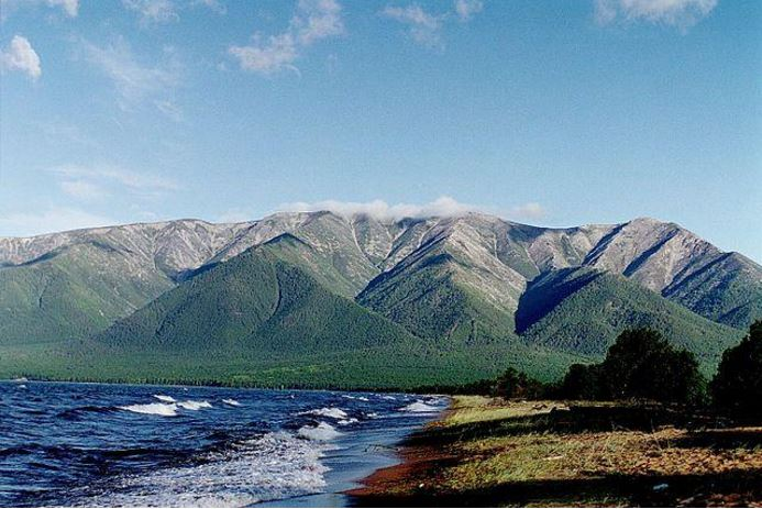 Lake Baikal - Best Natural Phenomenon