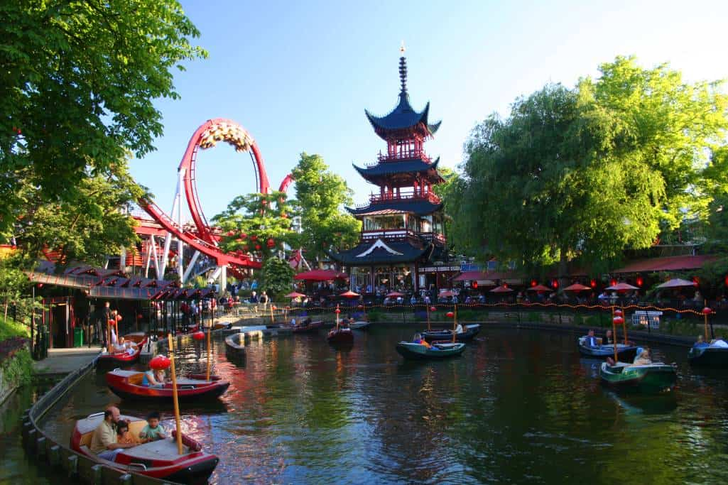 Tivoli Gardens - Best Amusement Parks in the World