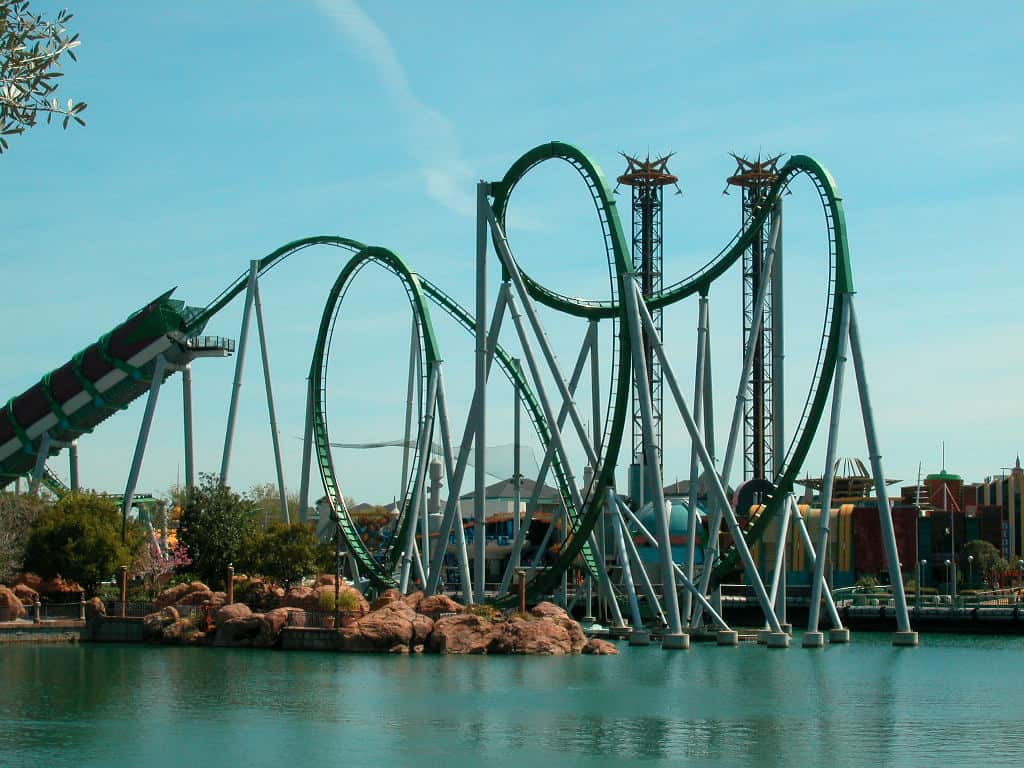 Universal Studios Orlando - Best Amusement Parks in the World