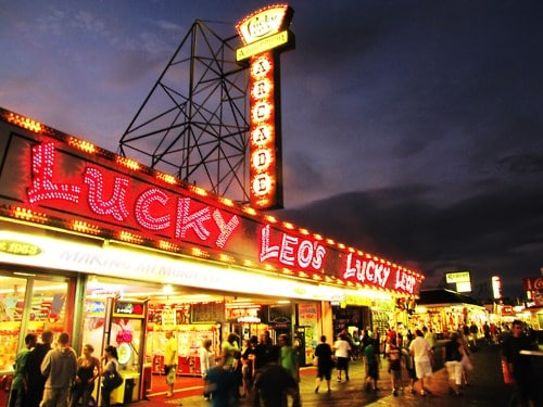 Lucky Leo's - New Jersey Vacation Spots