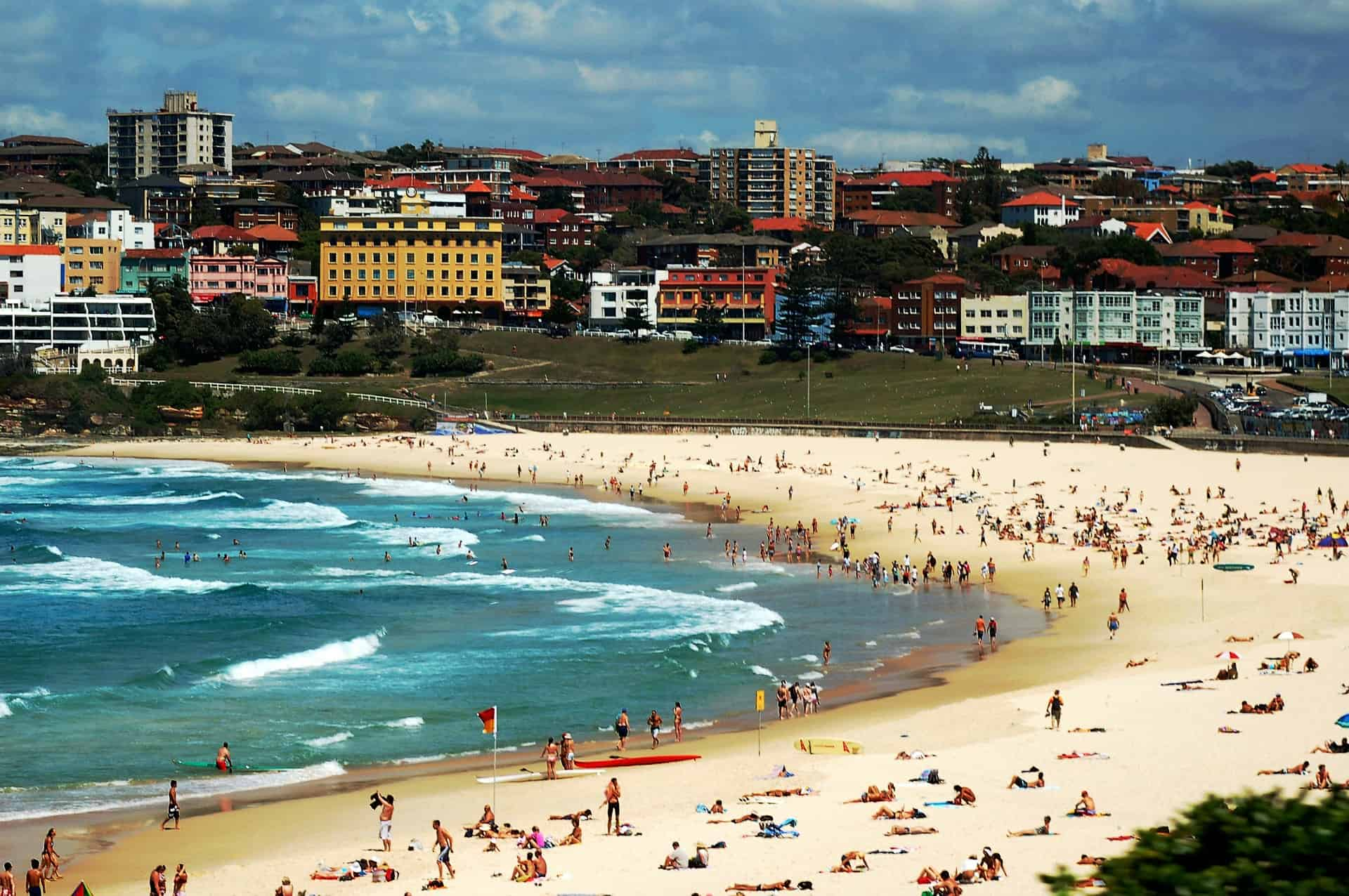 Bondi Beach, Australia- Best Family Beaches in the World