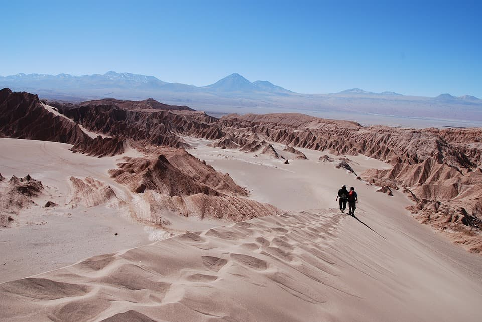Atacama Desert - Best Natural Phenomenon