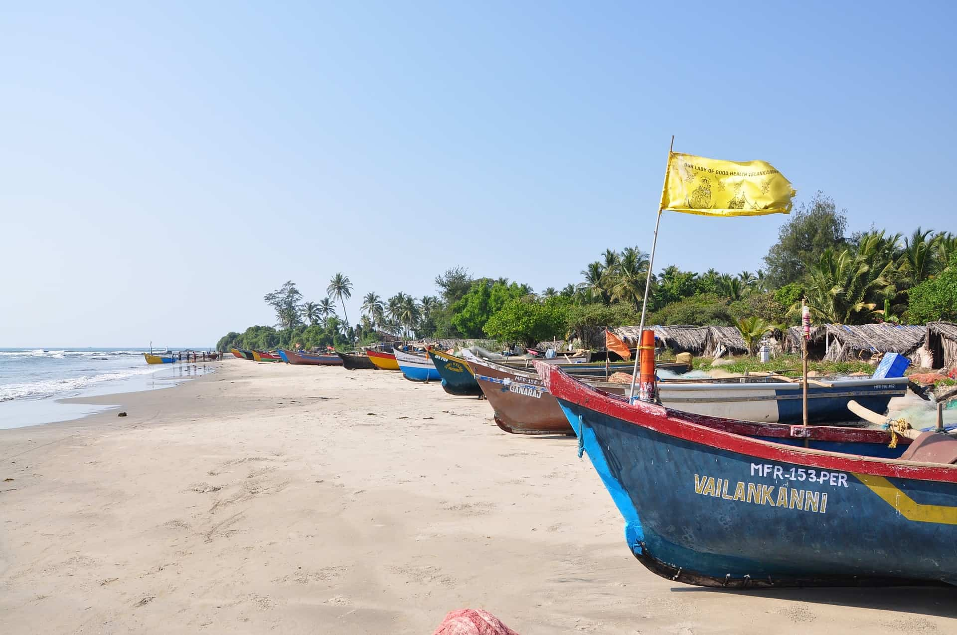 Goa, India - Best Family Beaches in the World