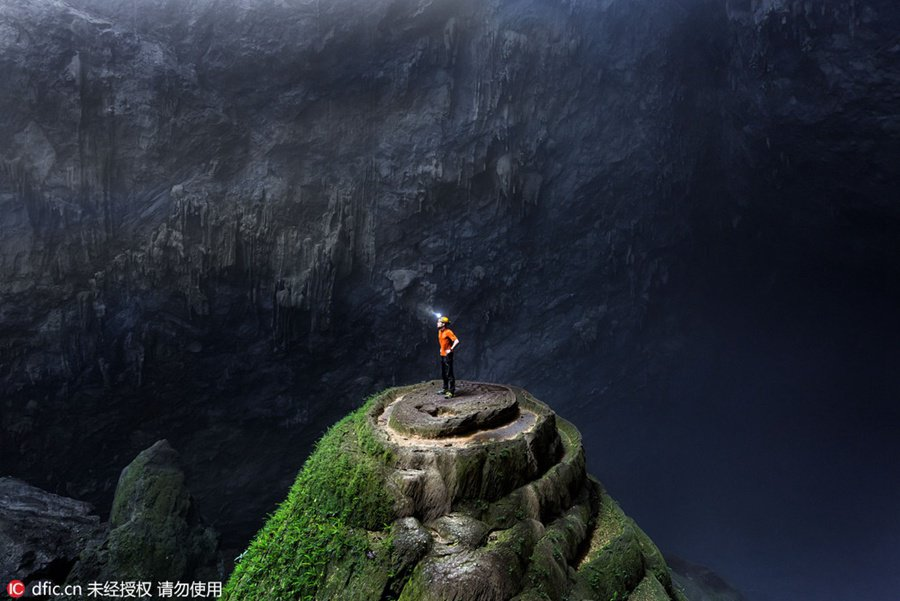Hang Son Doong - Best Things to Do in Vietnam