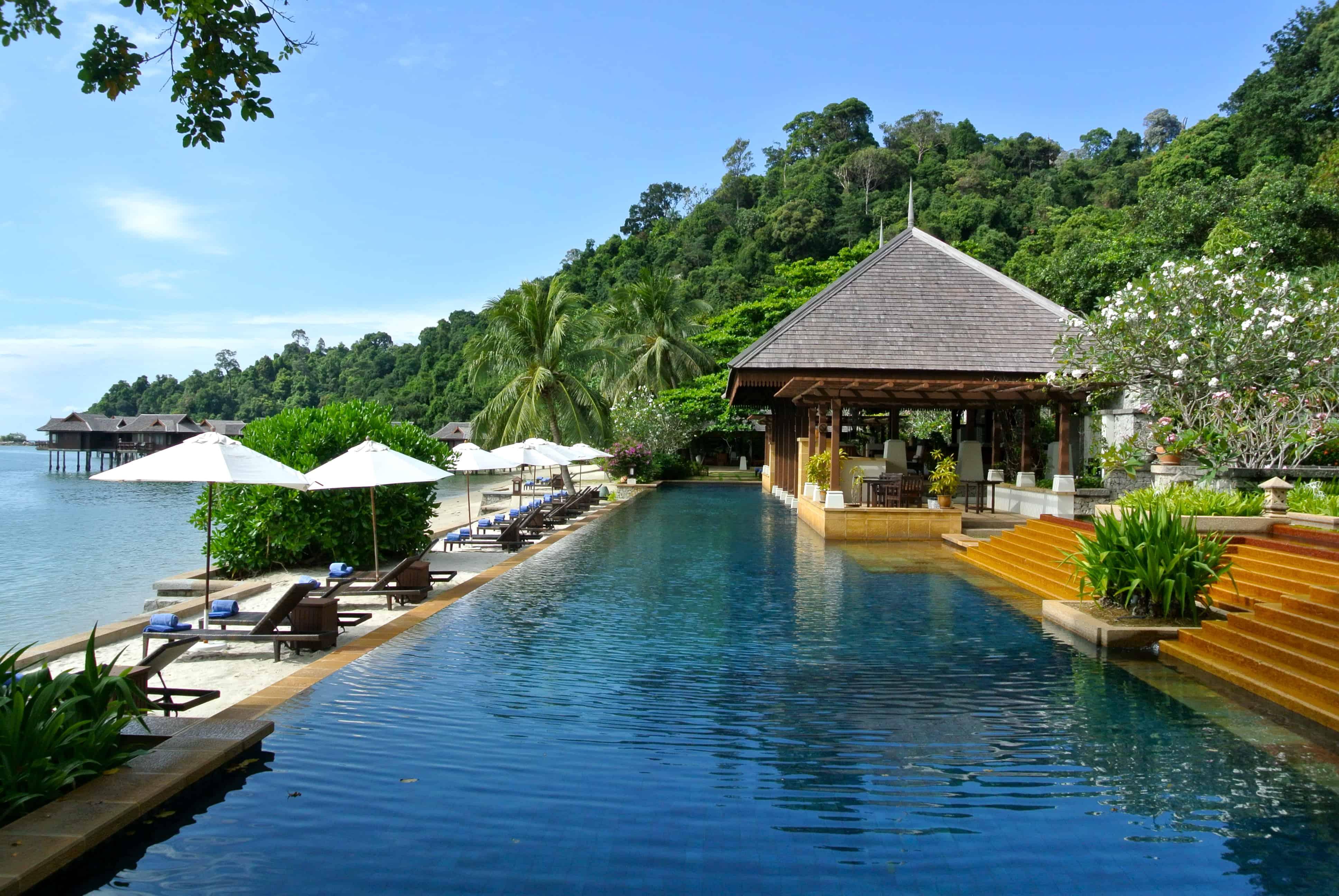 PangkorLaut Resort - Best Picturesque Wedding Destinations in Asia