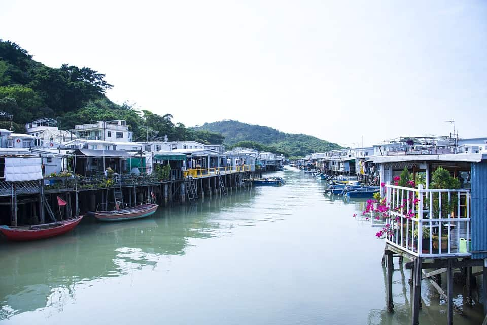 Tai O Fishing Village - Hong Kong with Kids