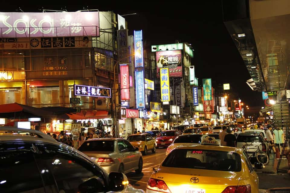 Taipei Night Markets - Family-friendly Places in Taipei