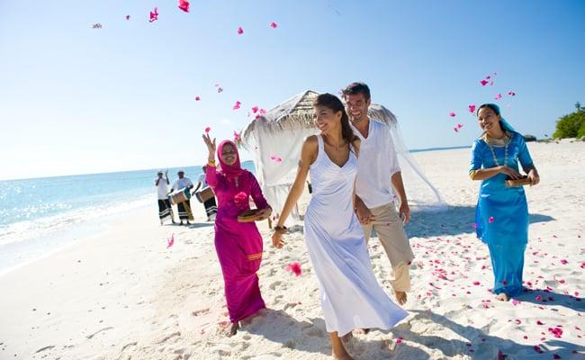 The Sun Siyam Iru Fushi - Best Picturesque Wedding Destinations in Asia