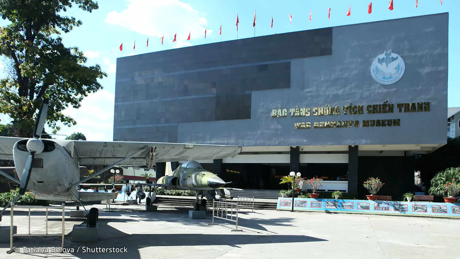 War Remnants Museum - Best Things to Do in Vietnam
