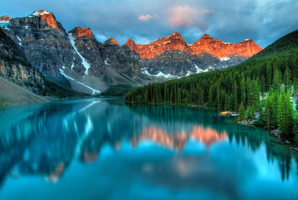 Banff National Park - Most Breathtaking National Parks in Canada
