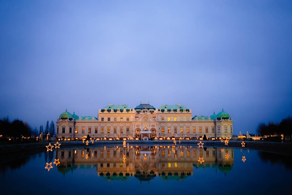 Belvedere Palace - Best Places to Visit in Vienna