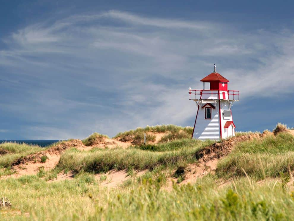Prince Edward Island National Park - Most Breathtaking National Parks in Canada