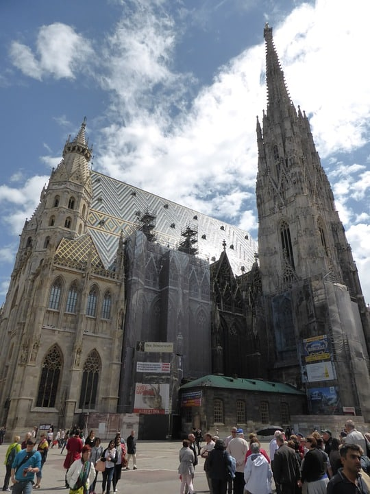 Stephen's Cathedral - Best Places to Visit in Vienna