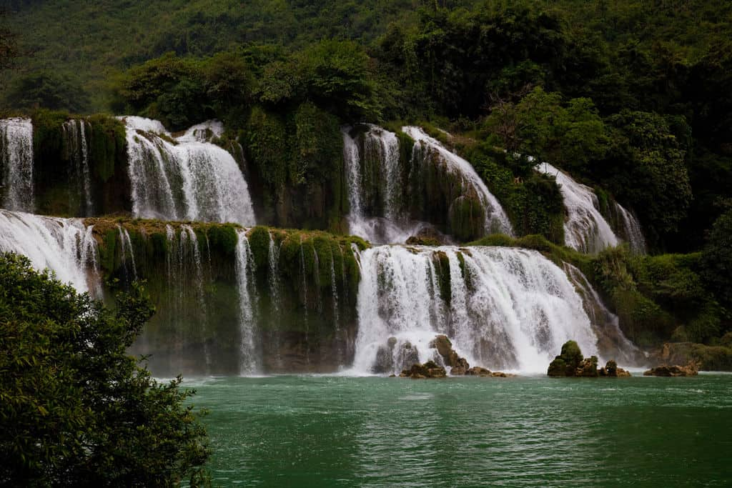 Detian Waterfall - Top Waterfalls in the World