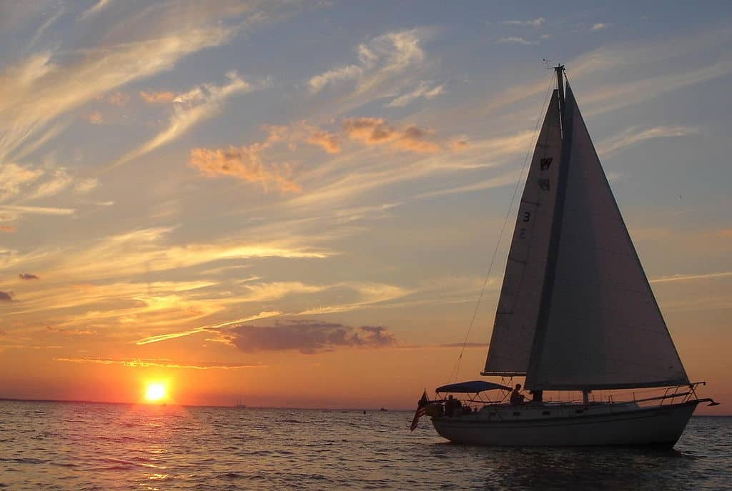 Sunset Cruise on a Traditional Dhow - Inhaca Island, Mozambique
