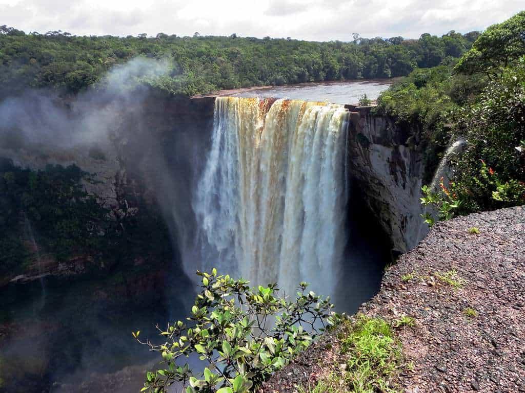 Kaieteur Falls, Guyana - Top Waterfalls in the World
