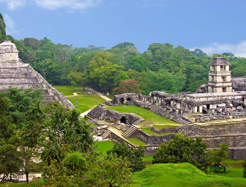 Palenque National Park - Off the Beaten Path in Mexico