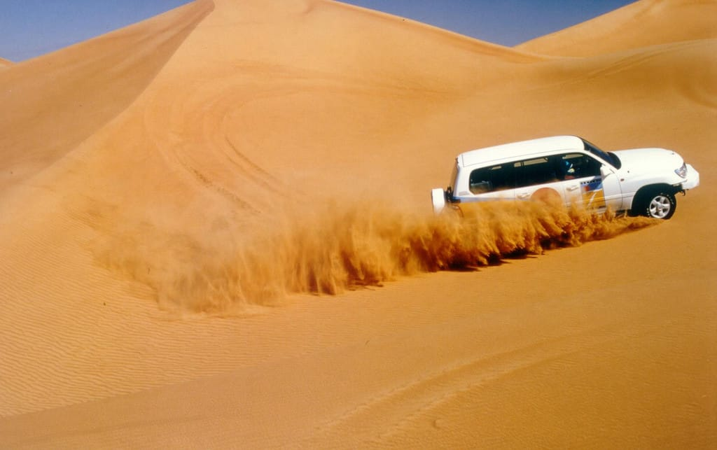 Desert Safari Tour - Best Things to Do in Dubai With Kids
