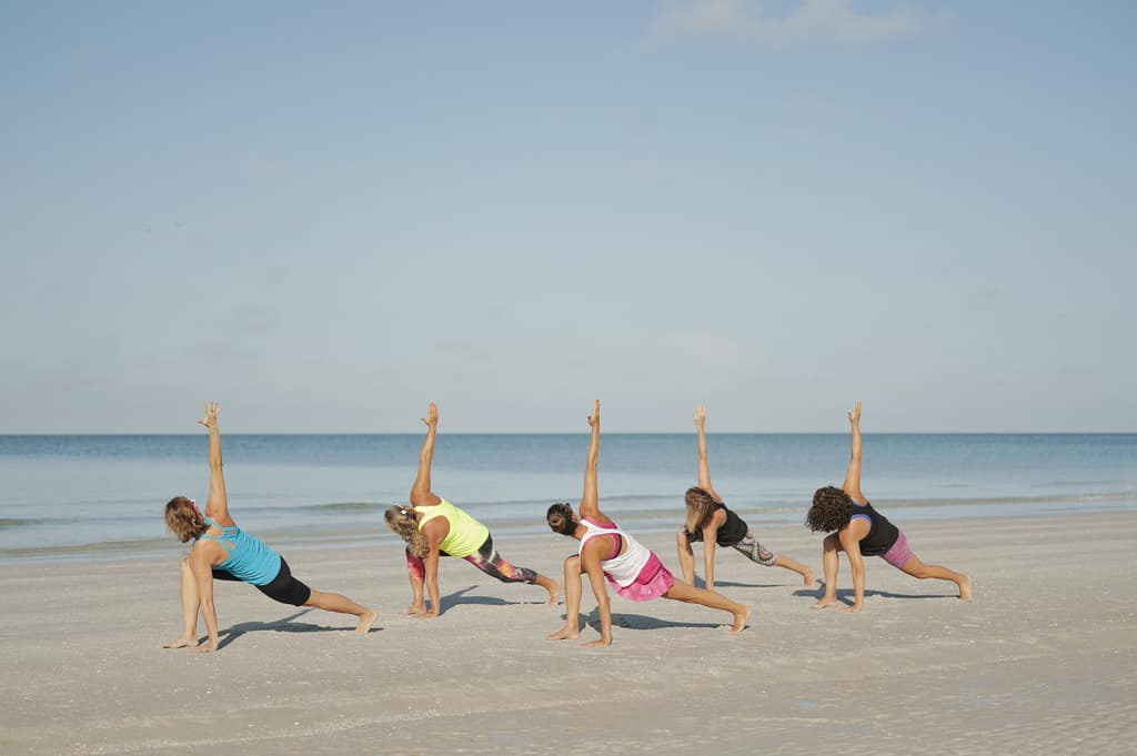 Yoga on the Beach - Pros and Cons of All-inclusives