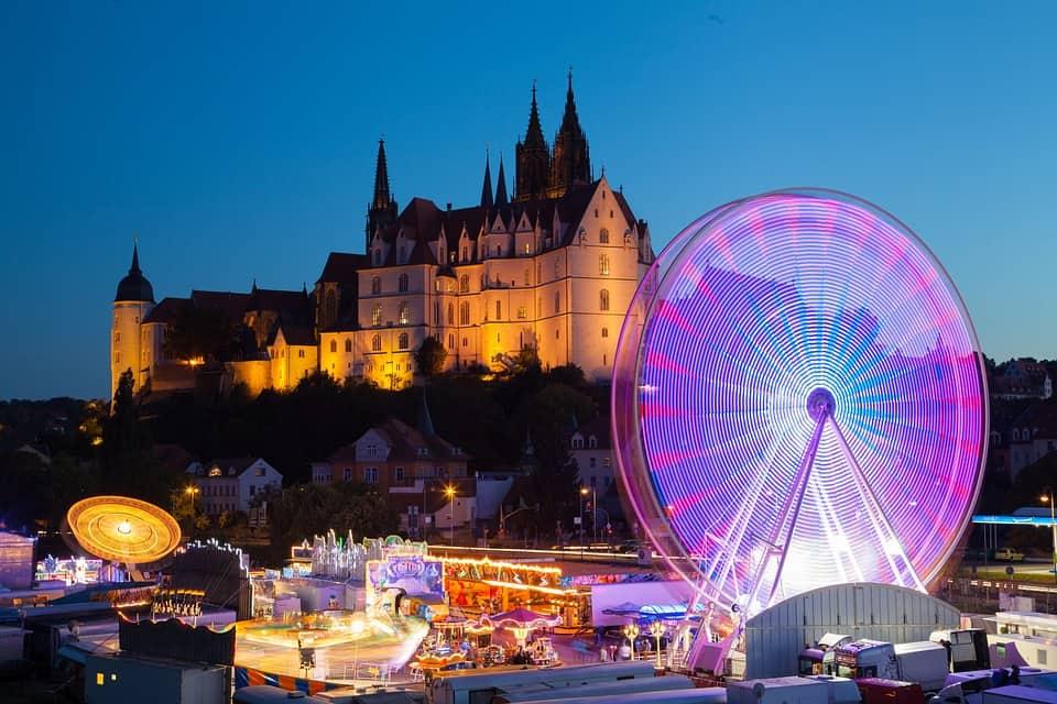 Vienna Giant Wheel - Best Places to Visit in Vienna