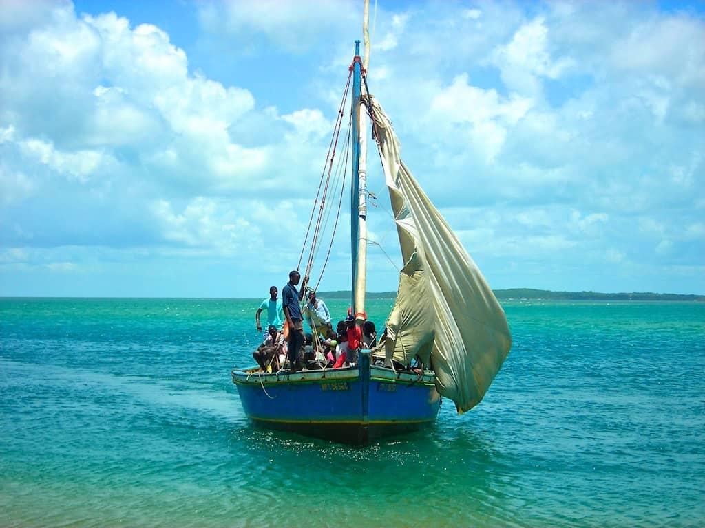 Inhaca Island, Mozambique