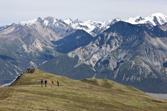 Kluane National Park and Reserve - Most Breathtaking National Parks in Canada