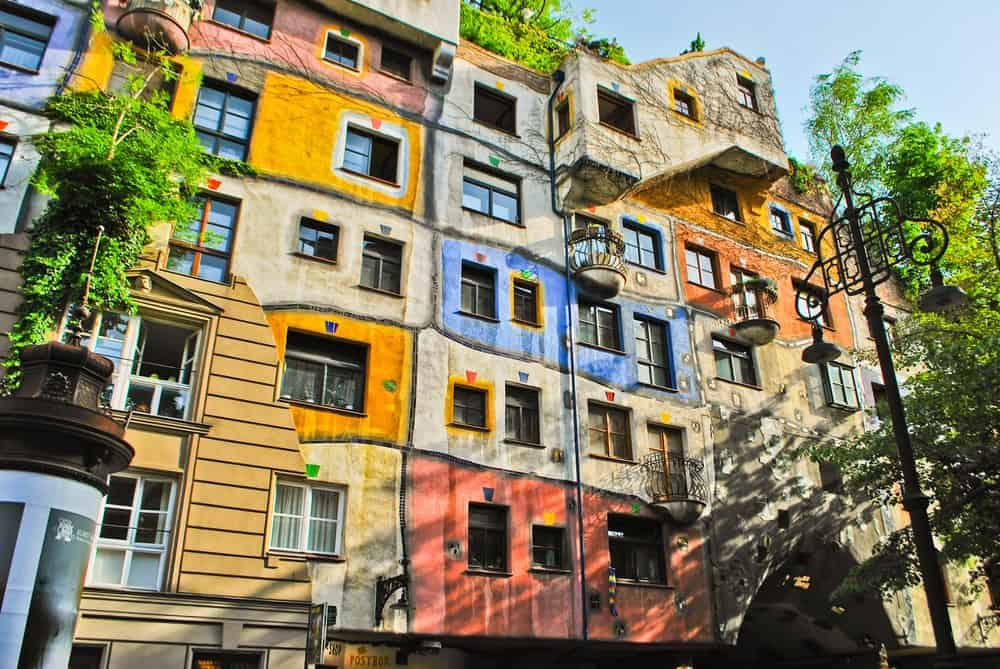 Hundertwasserhaus - Best Places to Visit in Vienna